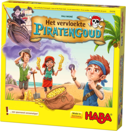 Het vervloekte piratengoud