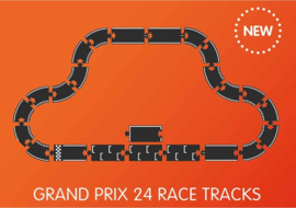 Flexibele weg/ Grand Prix ( 24 stuks)