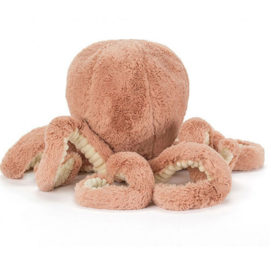 Knuffel I am Odell Octopus
