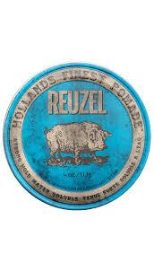 Reuzel Strong Hold High Sheen Pomade Blauw 113gr