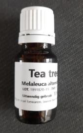 Tea Tree Olie 20ml
