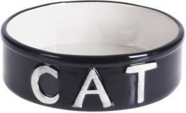 Voer/drinkbak keramisch CAT