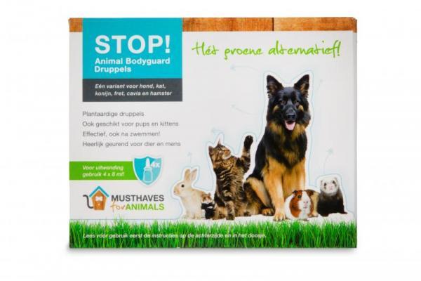 STOP! Animal Bodyguad