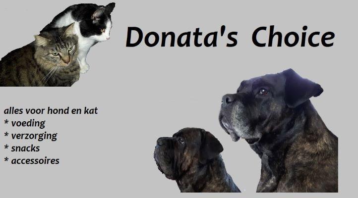 www.donataschoice.nl