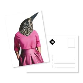 Kunst kaart   Lady Bird   EB
