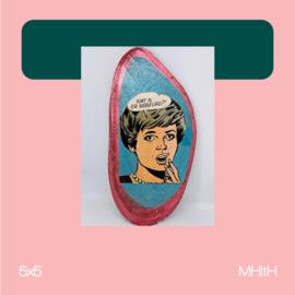 Watskebeurt? | mixed media | 5x5 | MHitH