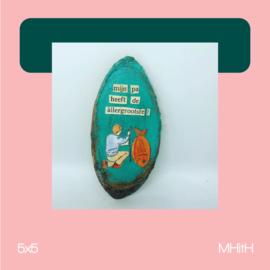 Vis | mixed media | 5x5 | MHitH