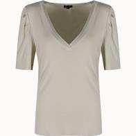 G-maxx  Devi t-shirt Zand