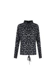 G-maxx Elisa blouse Zwart