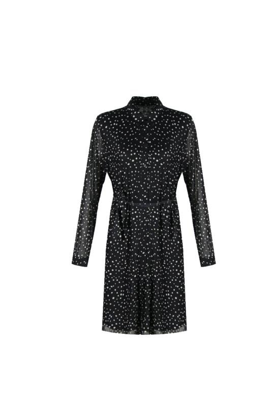 G-maxx Aliza jurk Zwart