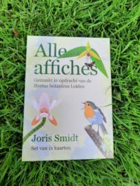 Alle affiches Hortus botanicus door Joris Smidt
