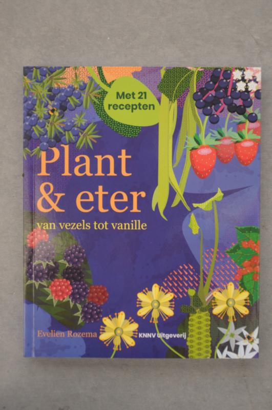 'Plant & Eter' door Evelien Rozema