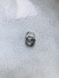 Bali ringetje zilver