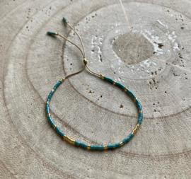 Bracelet groen