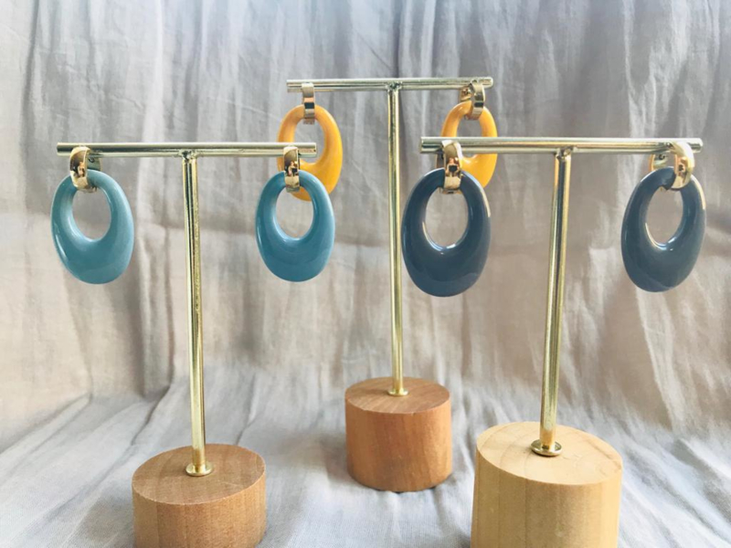 Creool met hanger