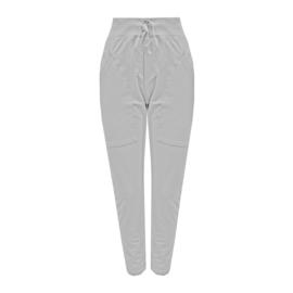 Wendy trendy jog broek licht grijs