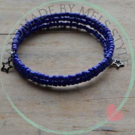 Memory wire armband Caroline