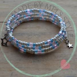 Memory wire armband Marissa