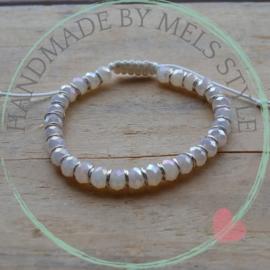 Shamballa style armband