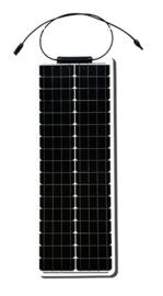 50Wl semi-flexibel zonnepaneel