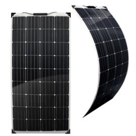 160W semi-flexibel zonnepaneel