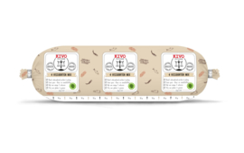 4 vissoortenmix (is alleen in 500 gram beschikbaar)
