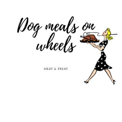 Dog meals on wheels
