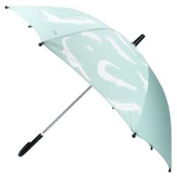 Paraplu Kidzroom Puddle Light Green