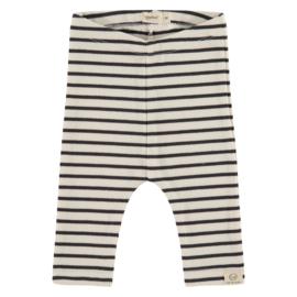 Broekje Babyface (stripes) Antraciet
