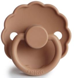 """FRIGG fopspeen """"DAISY"""" Peach Bronze"""