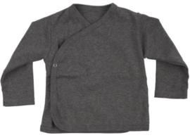 Overslagvestje Minimalisma Grey Melange