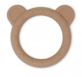 Mushie Teether Bear (natural)