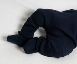 Broekje met voetjes Minimalisma Dark Blue