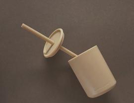 Straw Cup Speen & Koord (tumble)