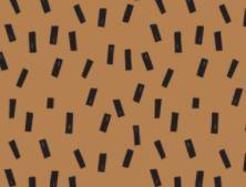 Broekje confetti toffee