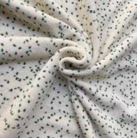Rokje spons confetti groen