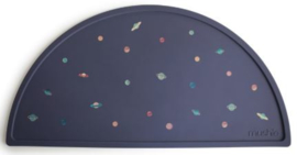Siliconen placemat Mushie Planets