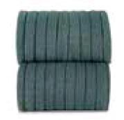 Suspender tights met voetjes lichen green