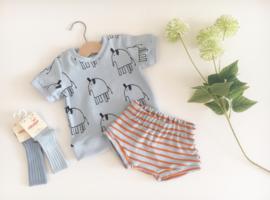 T- shirt spons olifanten