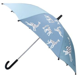 Paraplu Kidzroom Puddle Blue