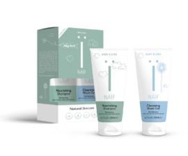 Naïf Baby Value Pack (Shampoo + Wasgel)
