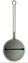 Fopspeenhouder Mushie (dried thyme)