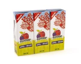 Flevosap Appel Braam (Drinkpakjes)