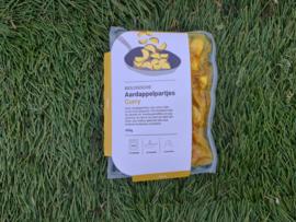 Aardappelpartjes met kurkuma-currymix (biologisch)