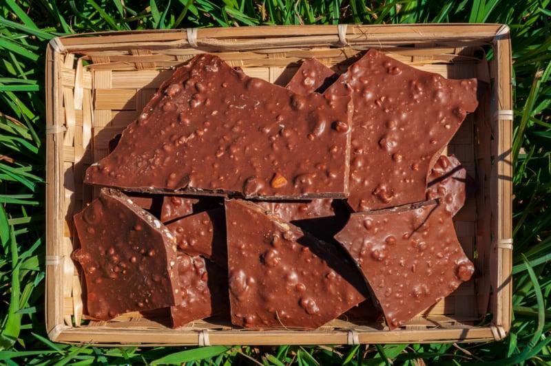 Chocolade Breukplaat (melk)