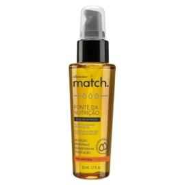 o Boticario , Match Source Nutrition Capillaire Olie voor dik haar , 50ml