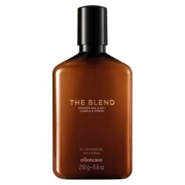 o Boticario The Blend Hair en  Shower Gel 2 in 1 - 250g
