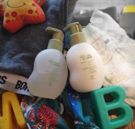 Natura, Mamãe e Bebê Set (moeder en baby)  Shampoo en conditioner set  , 200 ml