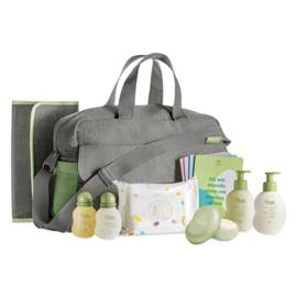 Natura, Natura mama- en baby set met tas en aankleedkussen