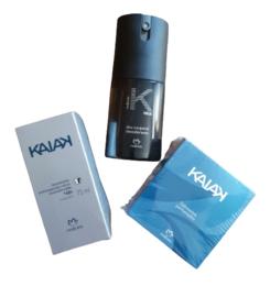 Natura , Kaiak  Deodorant Combo met zeep